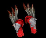 Knife gloves