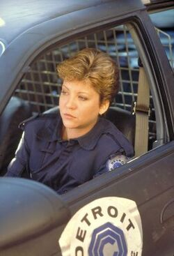 Officer Anne Lewis