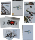 FFXIII Collector Edition
