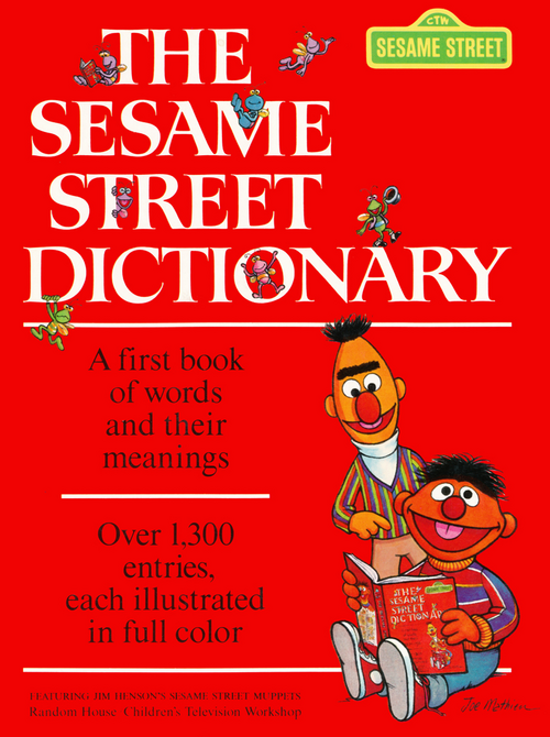 The Word of the Day | Muppet Wiki - muppet.fandom.com