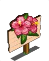Pink Hibiscus Mastery Sign-icon