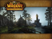Battle for Gilneas City loading screen