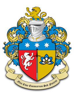 Joel-David-Svensson-Coat-Of-Arms