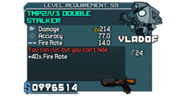V3 Double Stalker OBYC