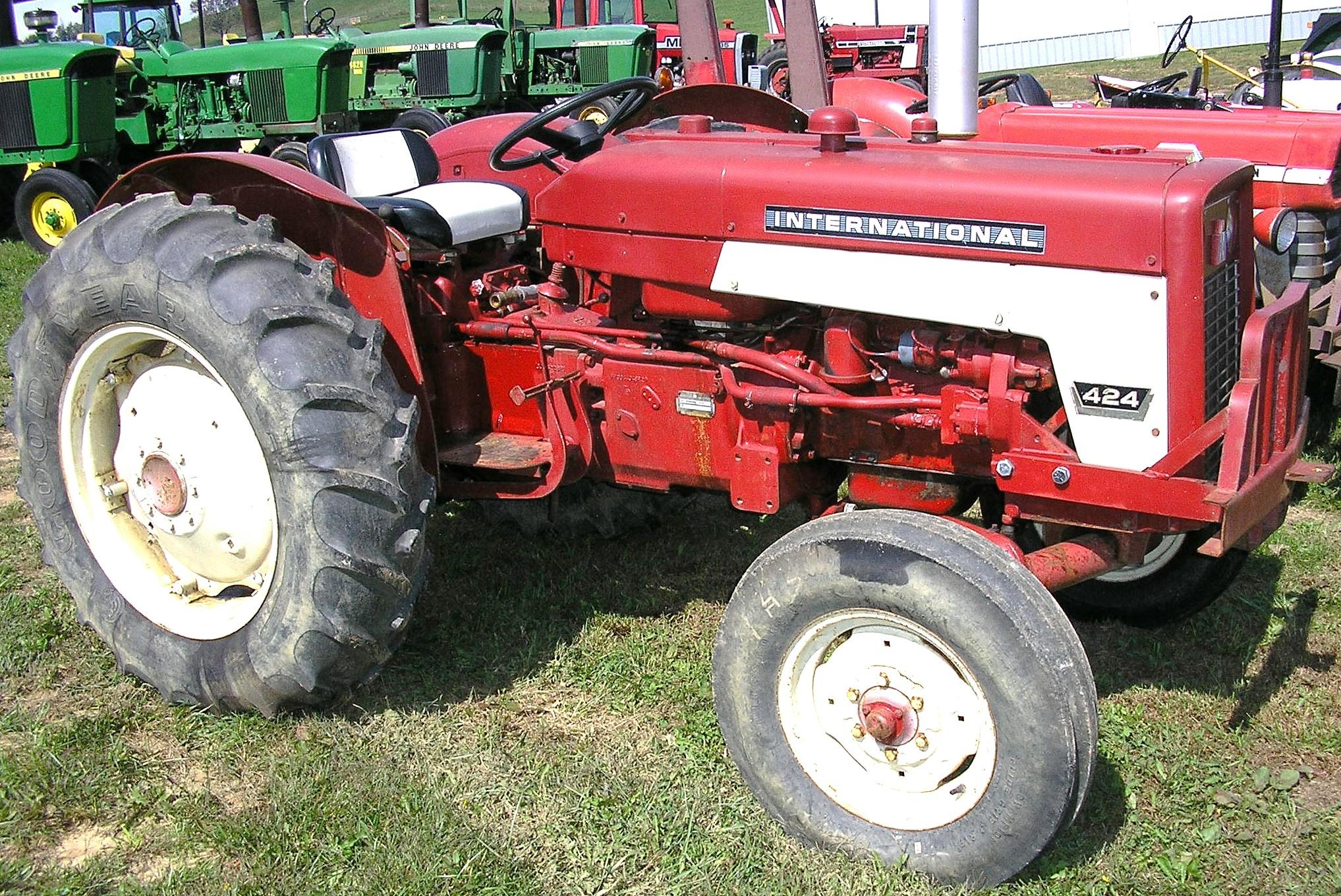 International Harvester 424 Parts : Архивы блогов megatracker