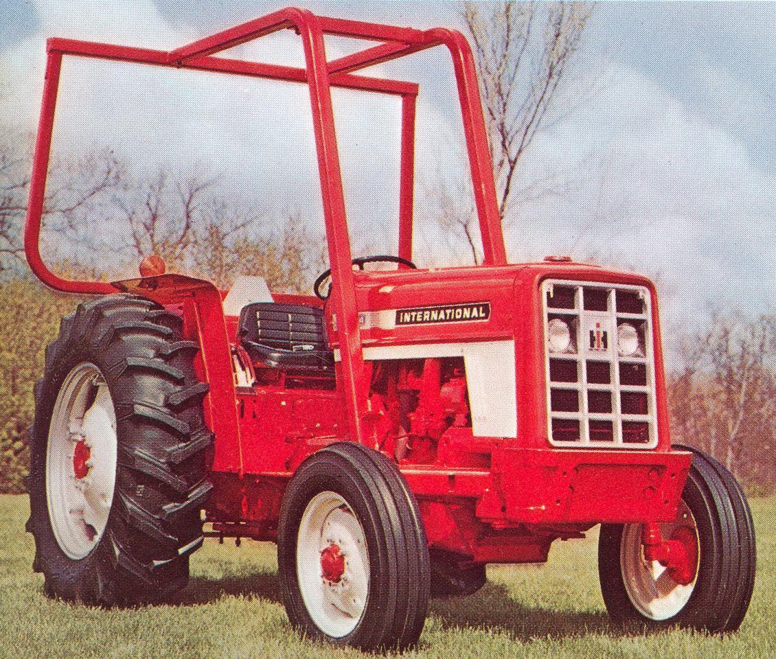 International Harvester 454 Tractor Parts : International tractor construction plant wiki