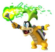 Iggy Koopa 3D