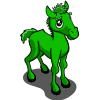 Green Foal-icon