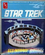 AMT Model kit S950 USS Enterprise Bridge 1975,jpg