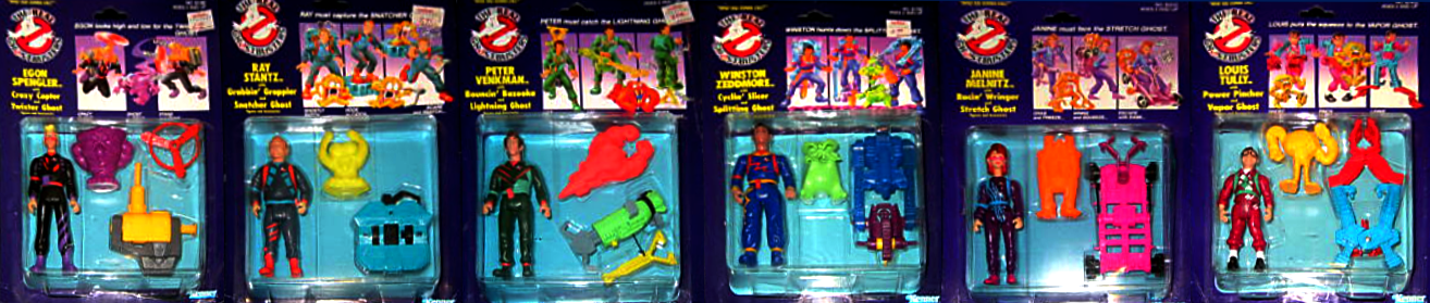 Toy line kenner
