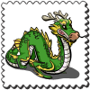 Dragon Stamp-icon