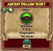 Ancient Dragon Secret