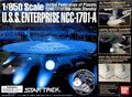Bandai Model kit 124915 USS Enterprise A 2004.jpg