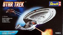 Revell Model Kit 04801 USS Voyager 2009