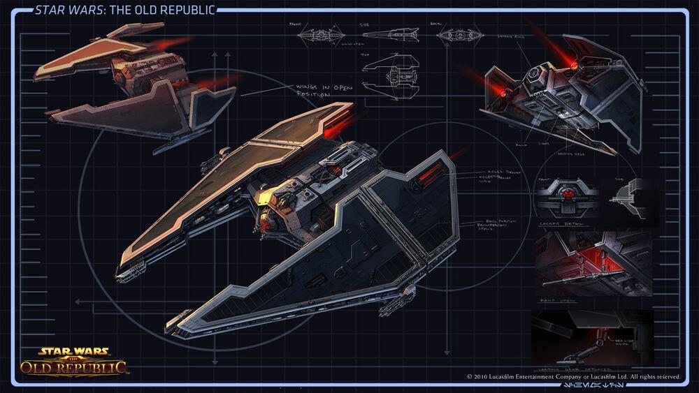 Star Wars Starship Designs 79