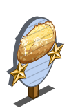 Potato and Onion Bread 2 Star Mastery Sign-icon
