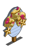 Raspberry Blondie 2 Star Mastery Sign-icon