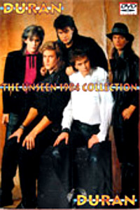 Duran duran unseen collection