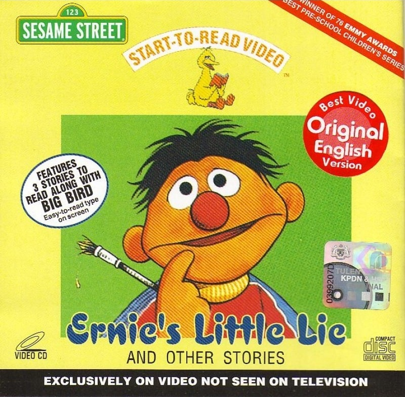 Ernieslittlelieasianvcd