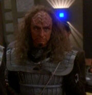 Provoked Klingon officer 2 2375