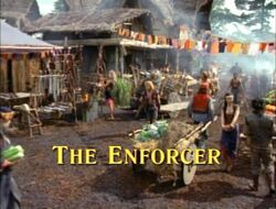 Enforcer title