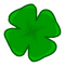 Shamrock Pin