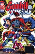 Gambit and the X-Ternals Vol 1 1