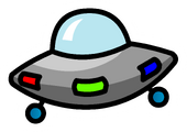 UFO Pin