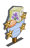 Iris Soap 4 Star Mastery Sign-icon