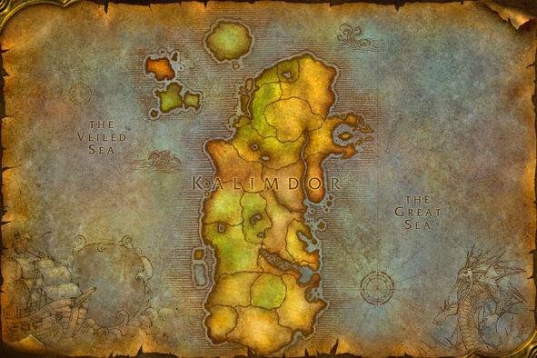 Cataclysm Map et Raid ! 591px-Wow_Kalimdor