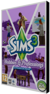 TS3 Hobbies&amp;Professions