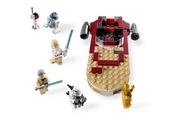 Игрушка STAR WARS Наземный песчаный корабль Люка lego 8092.