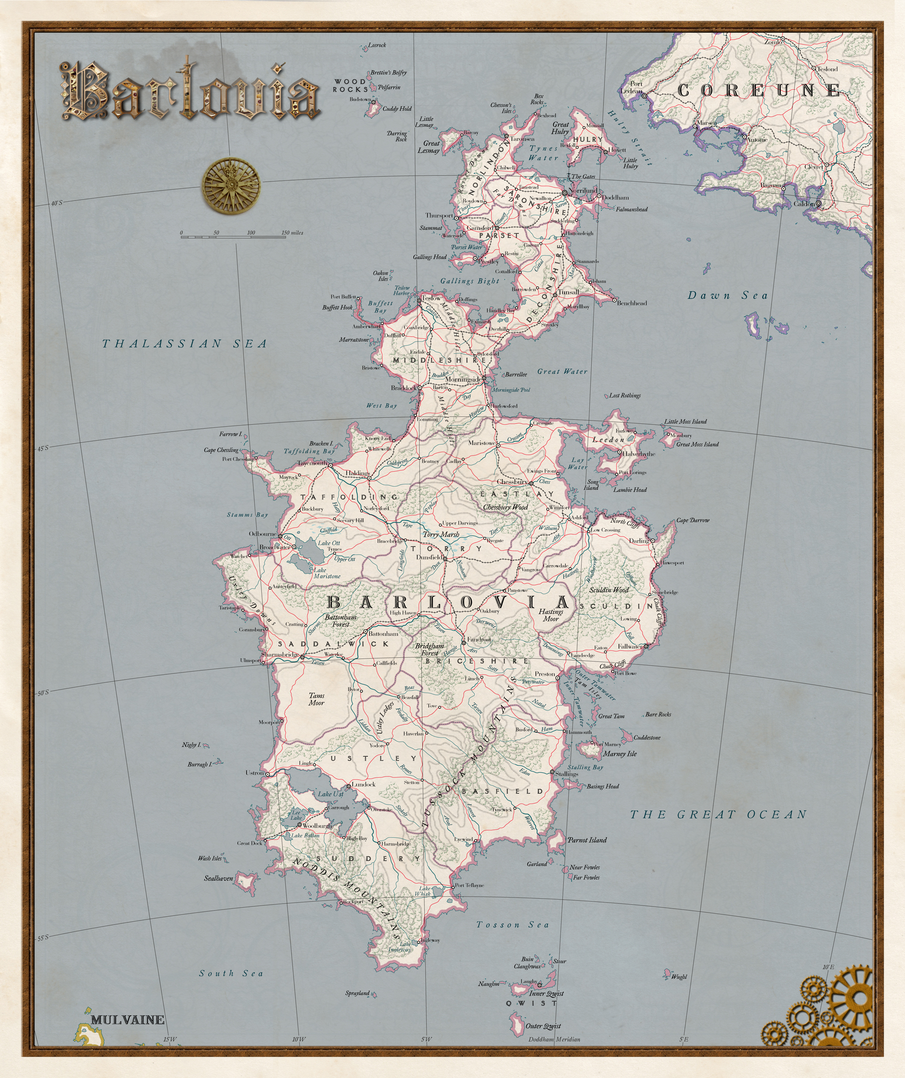Old Maps Collection