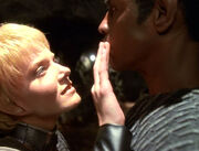 Kes-Tieran and Tuvok