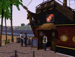 Barnacle bay restaurant