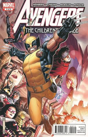 Avengers The Children's Crusade Vol 1 2
