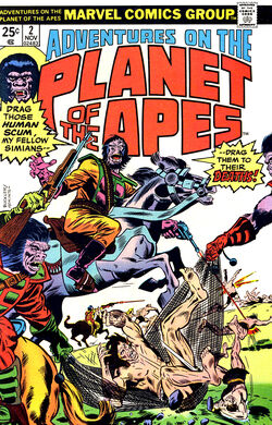 Adventures on the Planet of the Apes 2