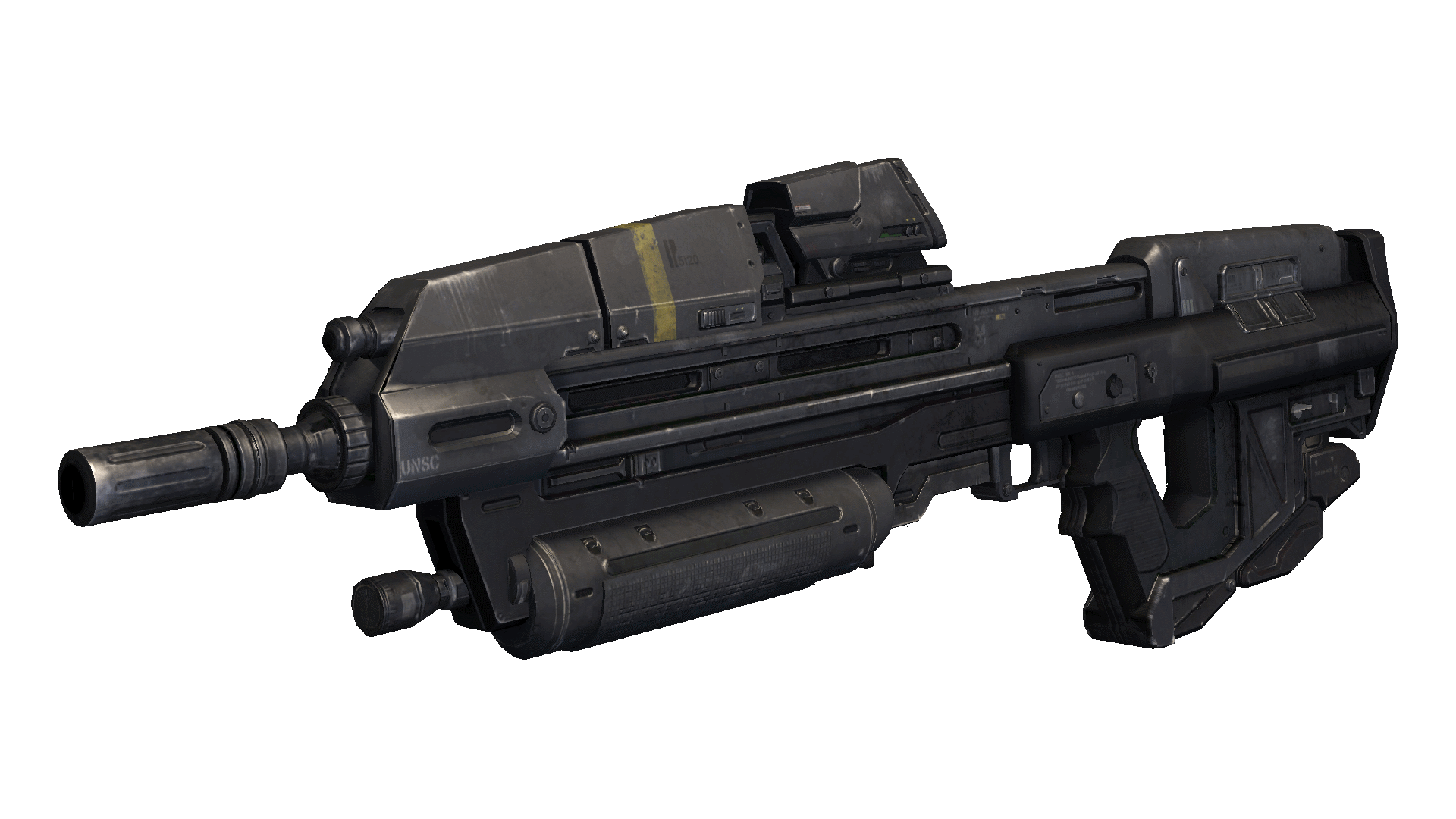 File:MA37 Assault Rifle.png - The Call of Duty Wiki - Modern ...
