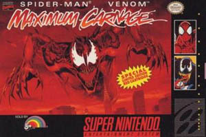 Spidermanmaximumcarnagegame