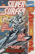 Silver Surfer Annual Vol 1 1997