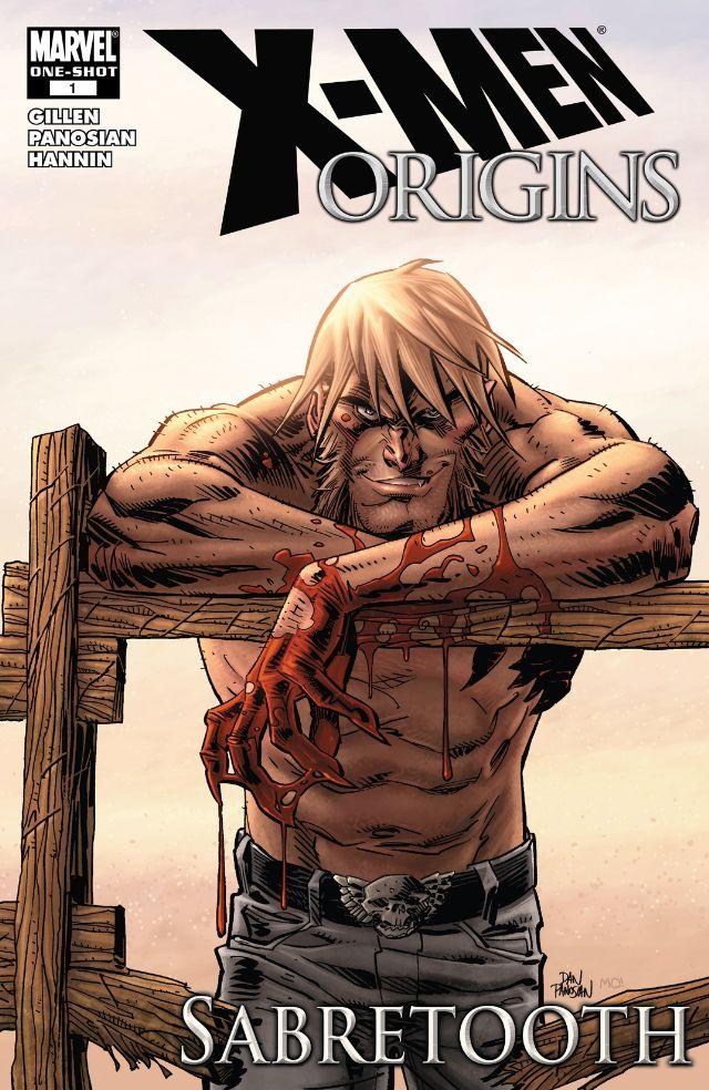 X-Men Origins: Sabretooth Vol 1 1 - Marvel Comics Database X Men Origins Sabretooth Comic