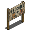 Town Sign-icon