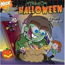 FairlyOddHalloweenPopUpBook