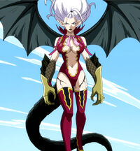 Mirajane&#39;s Satan Soul