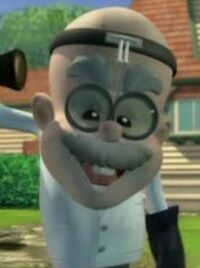 Professor Calamitous