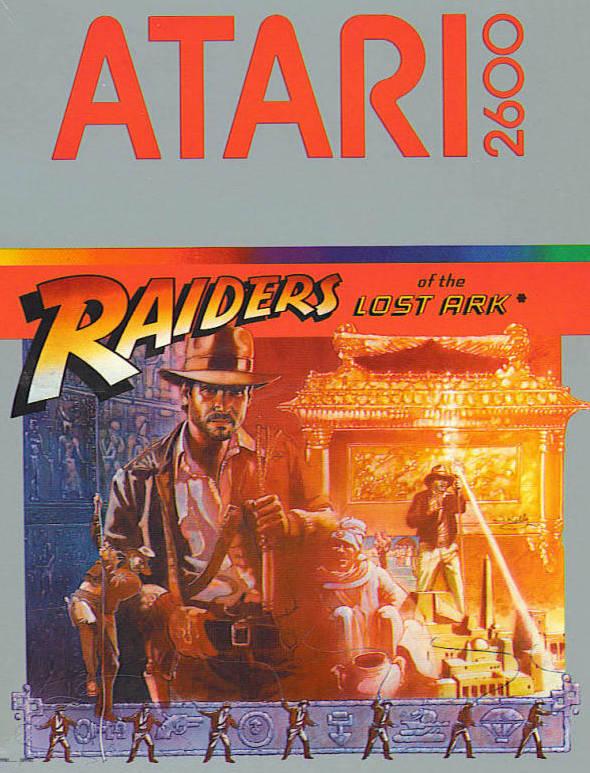 Atari Indiana Jones