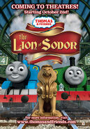 TheLionofSodorTheatricalPoster