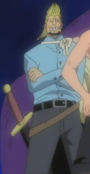 Thatch The One Piece Wiki Manga Anime Pirates