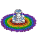 Rainbow Fountain-icon