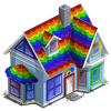 Rainbow Cottage-icon